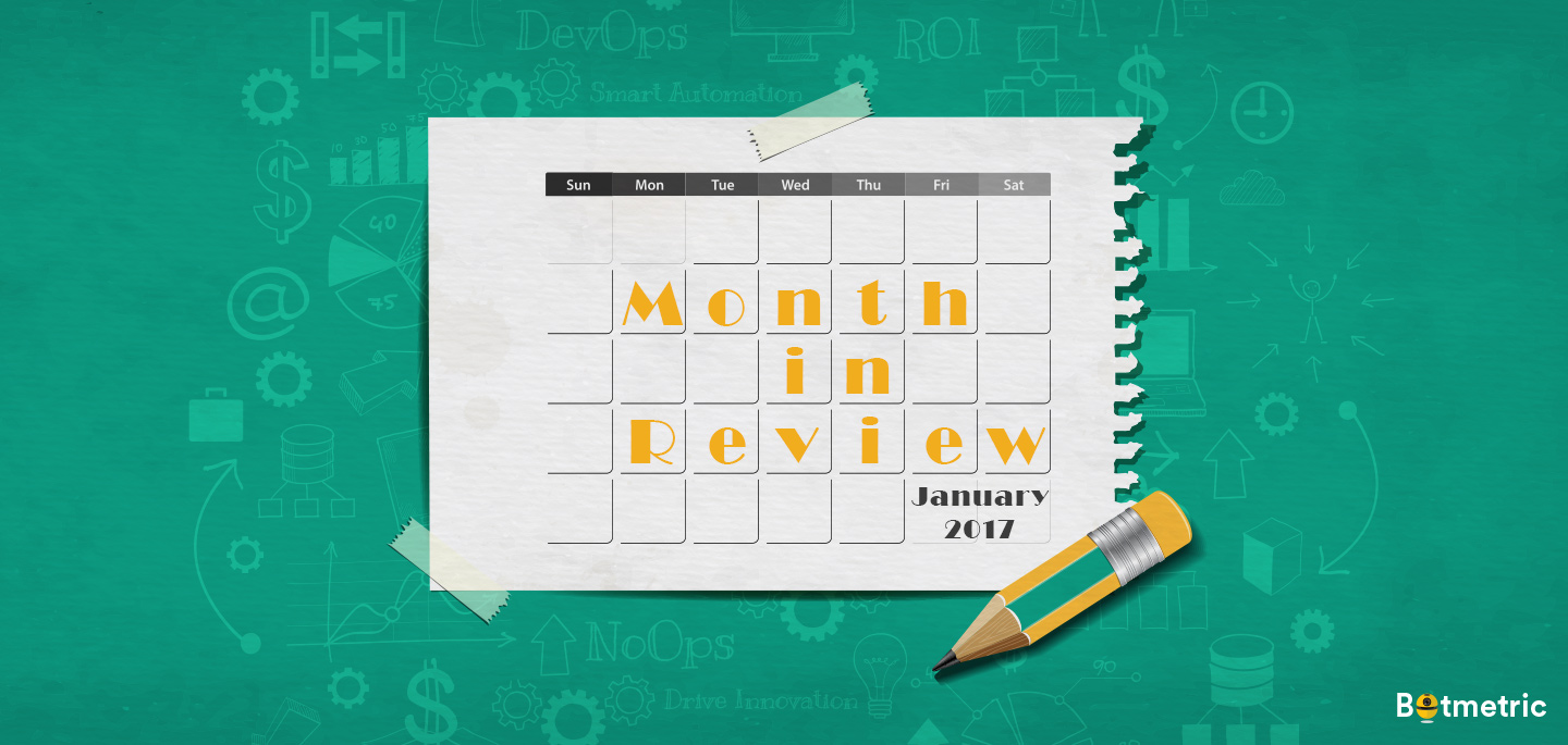 The January Roundup @ Botmetric: Solidifying DevOps with NoOps on the Cloud