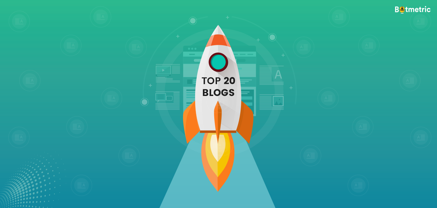 Top 20 Cloud Blogs